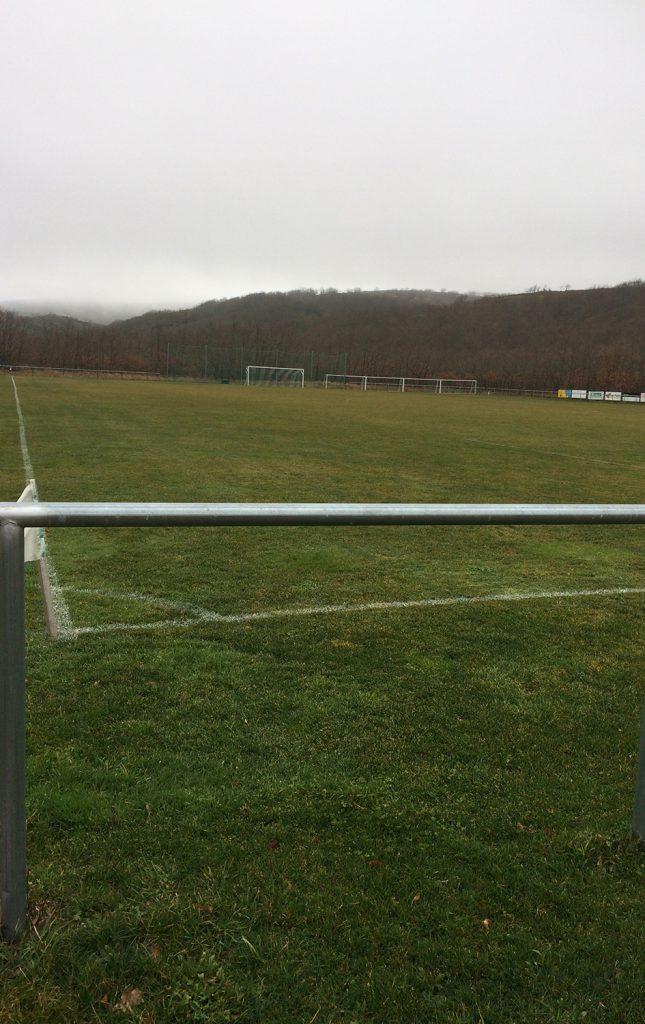 Campo de fútbol Villasur de Herreros
